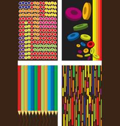 wallpaper designs vector image