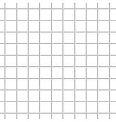Metallic grid seamless vector image
