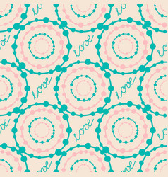 Abstract colorful hipster seamless pattern vector