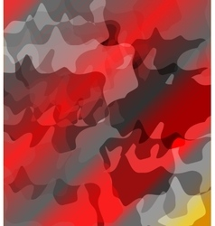Bright red gray background vector image
