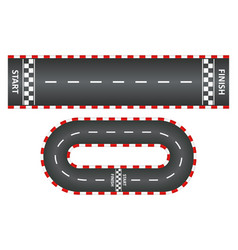 Track vector