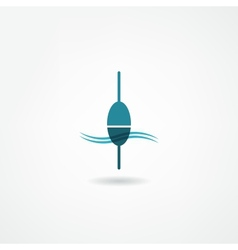 float icon vector image