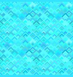 geometric diagonal square tile mosaic pattern vector image
