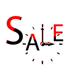 sales event square discount vector image vector image