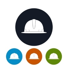 Icon Hard Hat vector