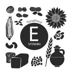 Vitamin e vector