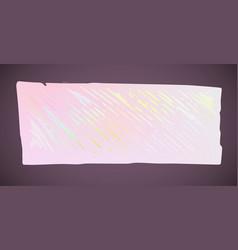 speech bubbles pastel set vector image