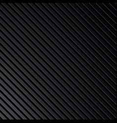 dark metal stripes background vector image vector image