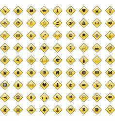 symbol set vector image vector image