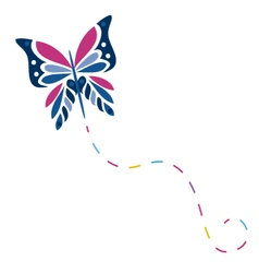Butterfly 6 vector