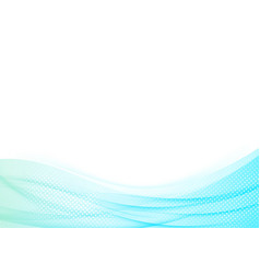 Soft color abstract blue background vector