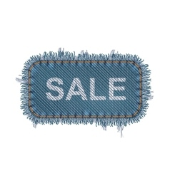 Sale Banner Concept vector image