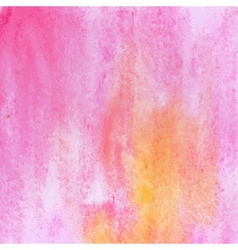 Watercolor Background 1 vector image