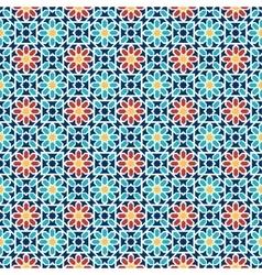 Islamic seamless pattern arabian geometric vector image