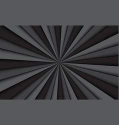 black grey abstract background bright pattern vector image