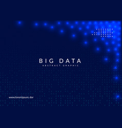 Deep learning background technology for big data vector