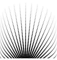 Abstract halftone cylinder design vector
