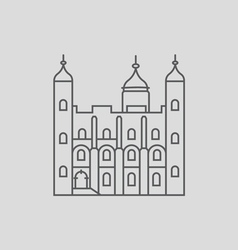 Tower Of London vector