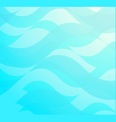 aquamarine abstract background vector image
