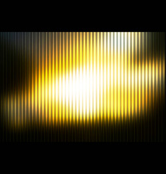 black yellow white background with light lines vector image