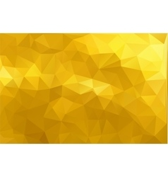Mosaic Golden glitter templates vector