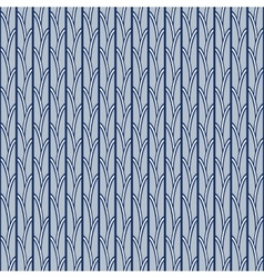 Abstract seamless blue pattern of vertical stripes vector image vector image