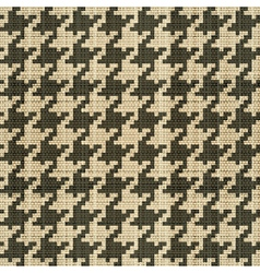 Hounds tooth vector