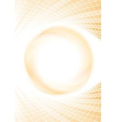 Geometrical background template - sunburst vector