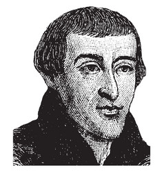Copernicus vintage vector
