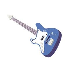Icon Guitar vector