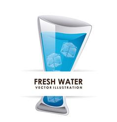 water design vector image