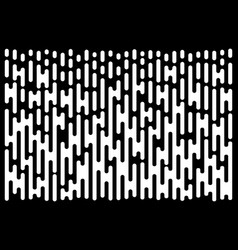 White halftone lines gradient pattern vector