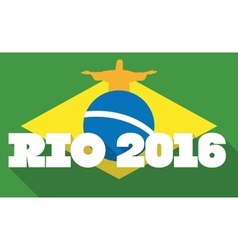Olympic Games in Rio 2016 vector image