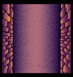 Dungeon background vector