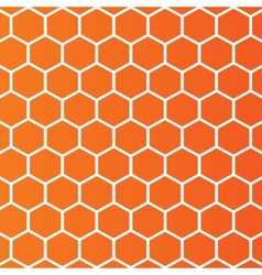 Honeycombs background Abstract rhombus cell vector