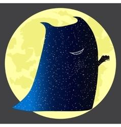 Heavenly Star Monster 2 vector image vector image