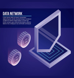 Data network related vector