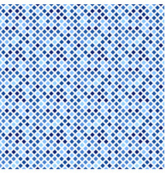 Geometrical steel blue abstract square pattern vector