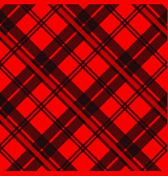 tartan plaid seamless pattern wallpaper wrapping vector image