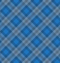 blue fabric pattern vector image