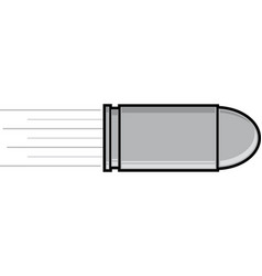 Bullet icon graphic vector