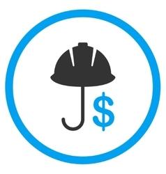 Development Financial Insurance Icon vector