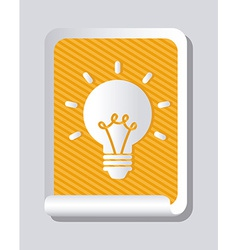 Idea design vector
