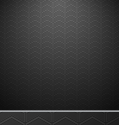 Automotive Chevron zigzag seamless pattern vector image vector image