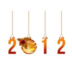2012 christmas vector