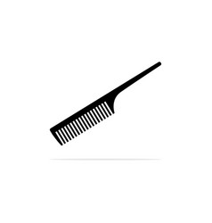 comb icon concept for design vector image