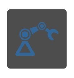 Manipulator icon vector