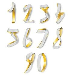 Numerals vector