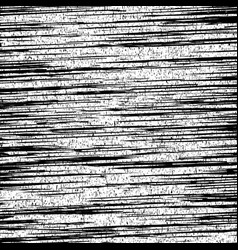 black and white striped noisy background vector image