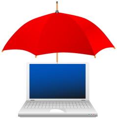 security information icon vector image